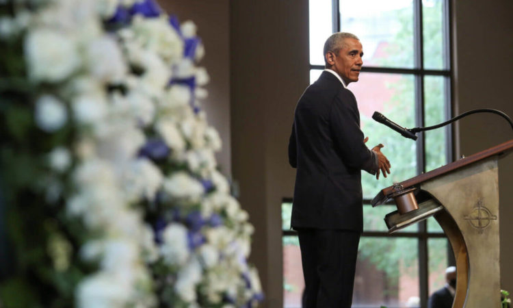 Why Obama's Speeches Are Always Perfect & Trump's Are 'Divisive'