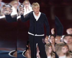 Ellen DeGeneres' New DJ 'Defended' Her – And Yeah, It Was Awkward