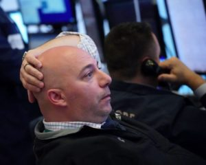 This Is Why The Dow Jones Fell 180 Points Today