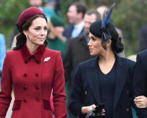 What If Meghan Markle Got the Creative Support Kate Middleton Enjoys?