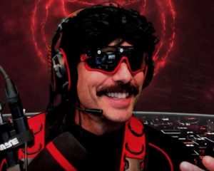 Salty Dr Disrespect Implies Twitch Banned Him to Bankroll Ninja & Shroud